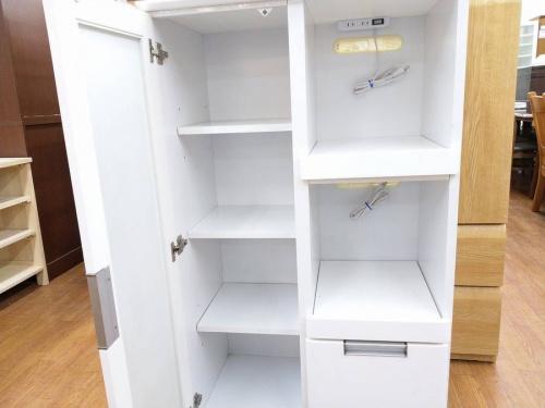 キッチンボードの省スペース
