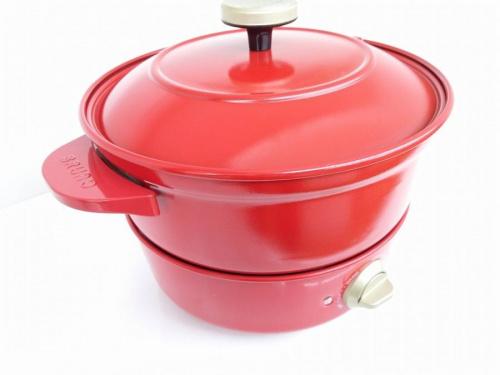 BRUNOのグリル鍋
