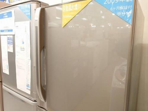 TOSHIBAの冷蔵庫