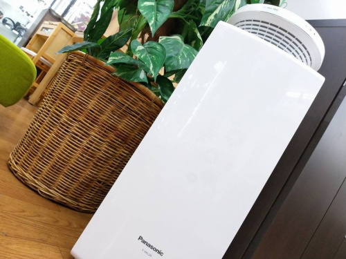 加湿空気清浄機の空気清浄機