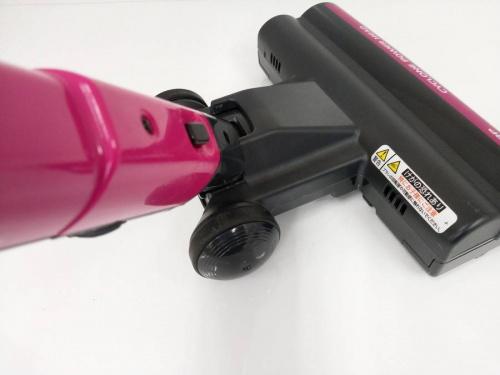 掃除機のスティッククリーナー