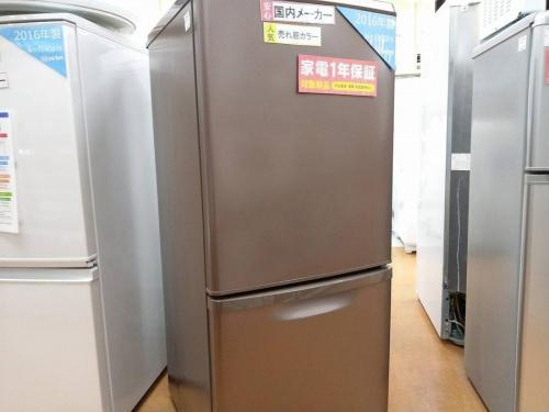 Panasinicの冷蔵庫