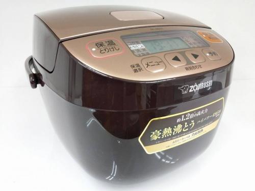 象印の炊飯器