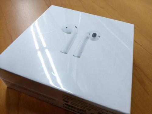 Appleのトルーワイヤレスイヤホン