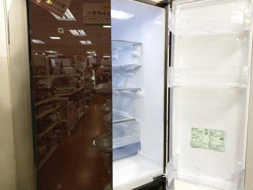 MITSUBISHIの冷蔵庫