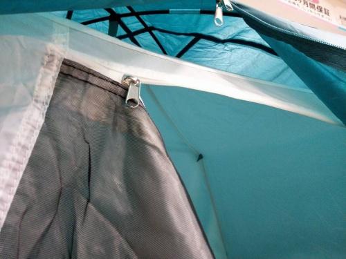 テントのSOUTH FIELD