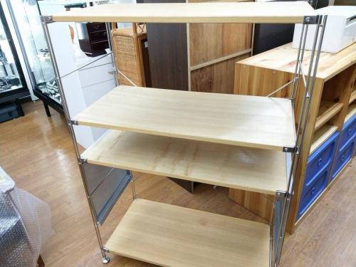 家具・インテリアのユニットシェルフ