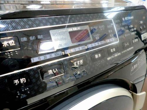 Panasonicのドラム洗濯機