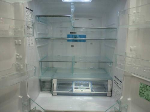 中古冷蔵庫の日立
