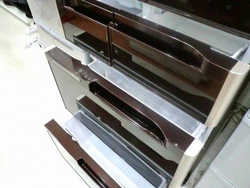 6ドア冷蔵庫