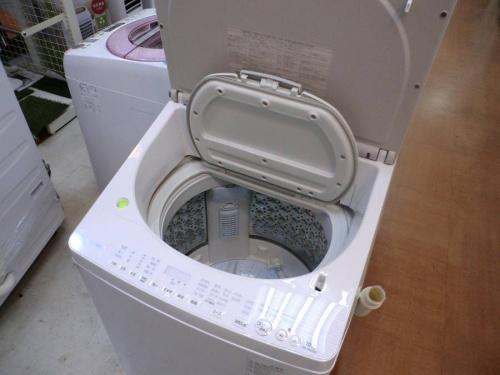 洗濯乾燥機の洗濯機
