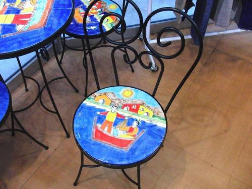 テーブルの立川中古家具