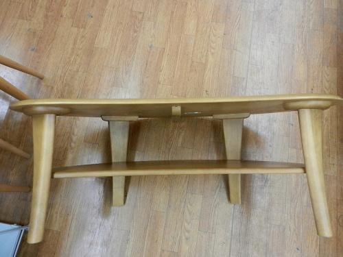 センターテーブルの立川中古家具