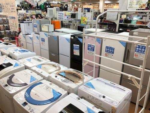 2槽式洗濯機の立川中古家電
