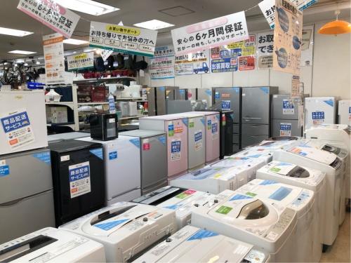 AQUAの立川中古洗濯機