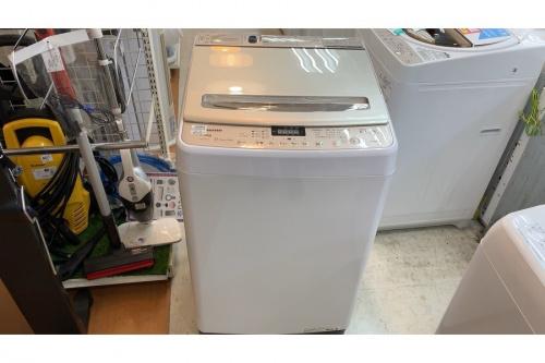 立川中古家電の洗濯乾燥機