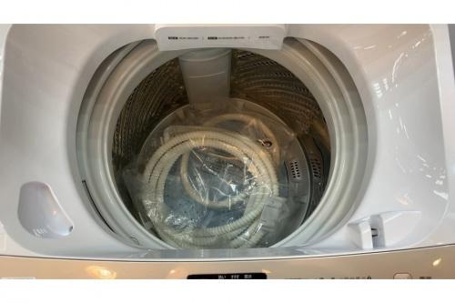 簡易乾燥機能付洗濯機のハイセンス