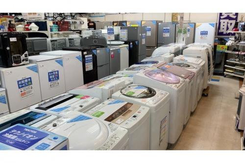 SHARPの立川中古洗濯機