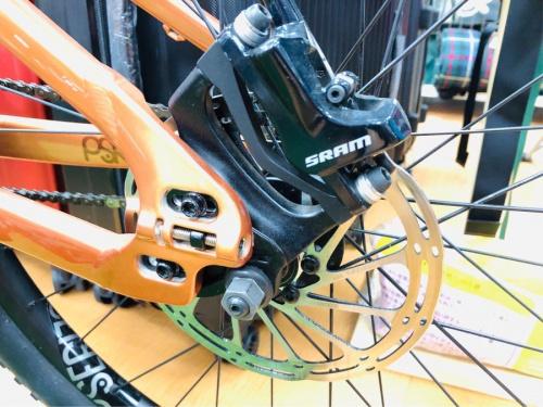 立川 BMXのピストバイク