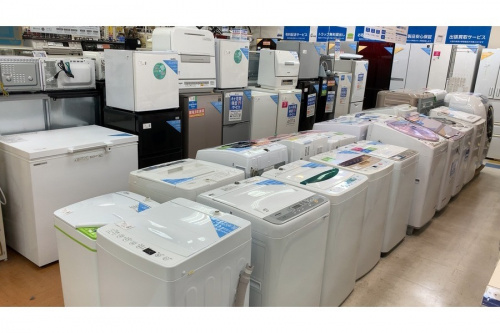 Panasonicの立川中古洗濯機