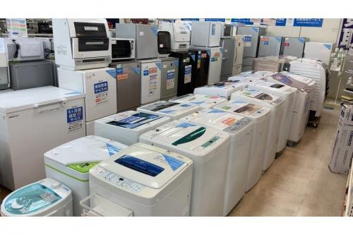 ハイセンスの立川中古洗濯機