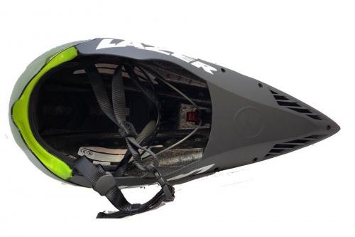 タイムトライアル用ヘルメットのLAZER