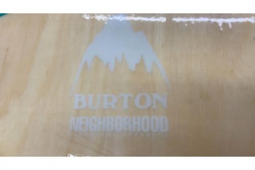 スノーボードのBURTON×NEIGHBORHOOD