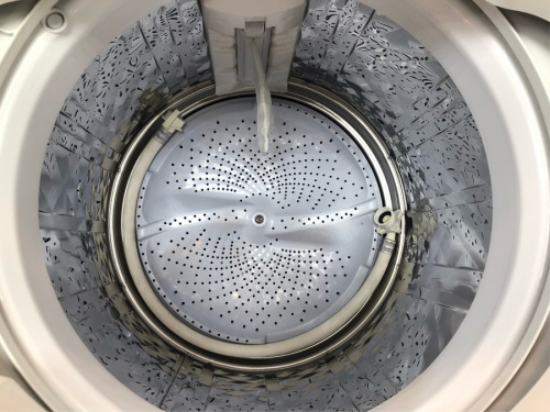 中古 洗濯機のSHARP