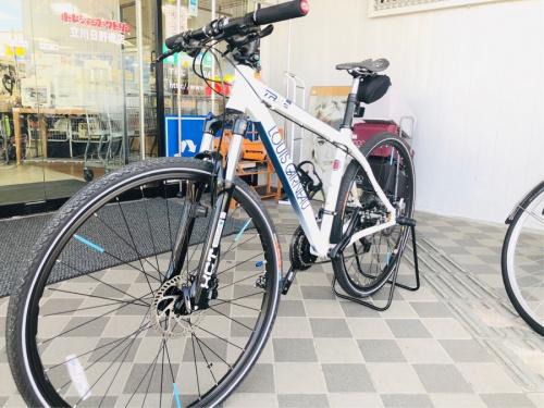 立川 中古自転車の日野橋