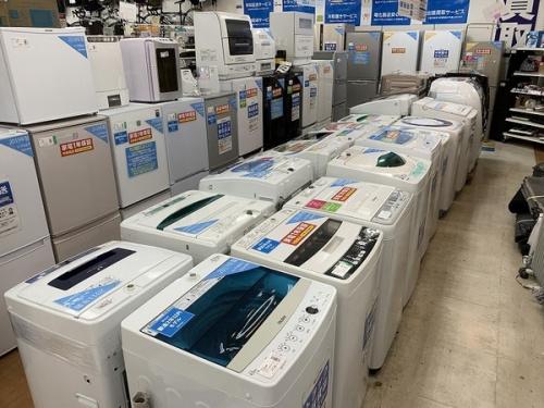 TOSHIBAの立川中古洗濯機