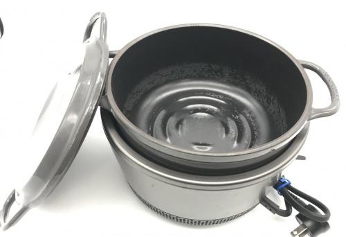 炊飯器のIH調理器