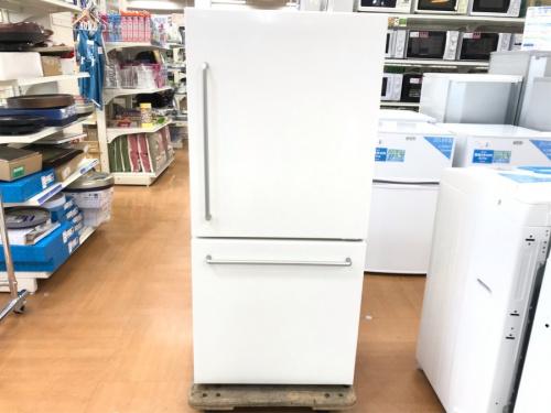 生活家電の2ドア、冷凍、冷蔵庫