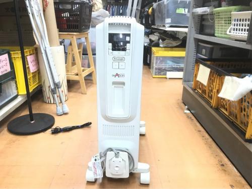 季節家電の暖房機