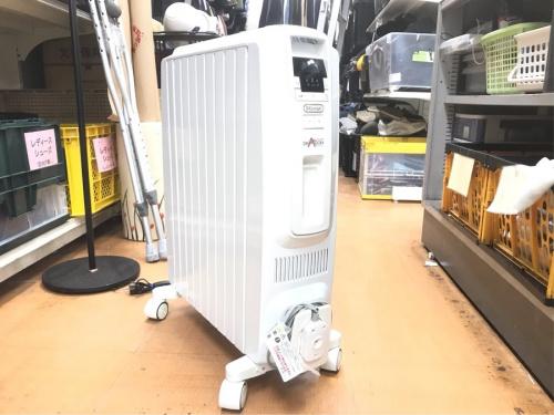 暖房機のオイルヒーター