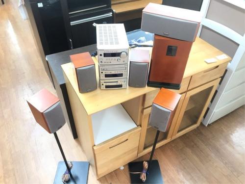 オーディオのホームシアターシステム