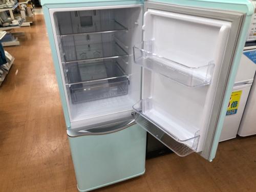 2ドア冷蔵庫のDR-C15AM