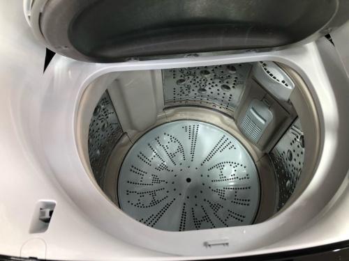 洗濯乾燥機の食器洗い乾燥機