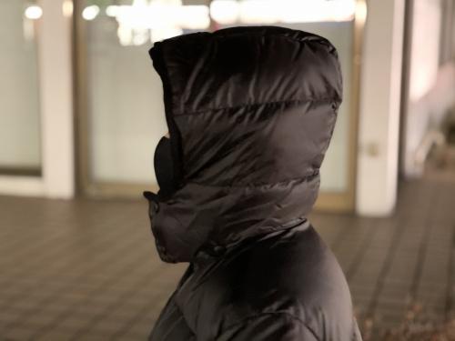 BAZILERのダウンジャケット