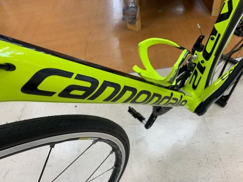 ロードバイクのcanondale