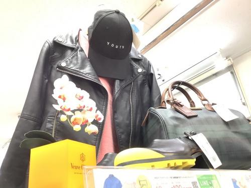 メンズファッションの古着 買取