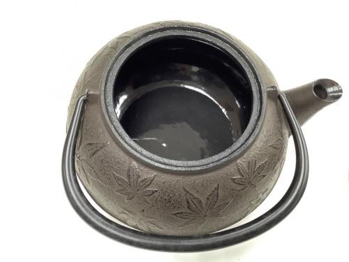 鉄瓶の岩鋳 鍋敷セット
