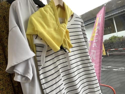 夏物洋服の立川中古衣類