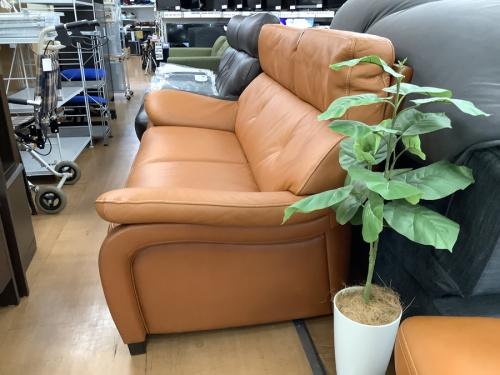 2掛人けソファーの立川中古家具