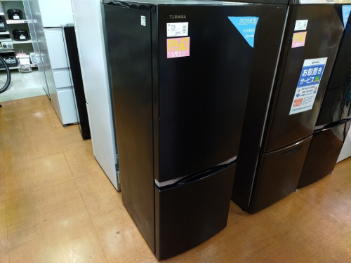 冷蔵庫のTOSHIBA トウシバ
