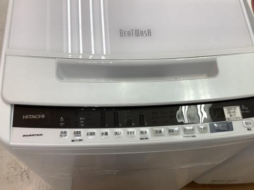 立川 中古 洗濯機のHITACHI