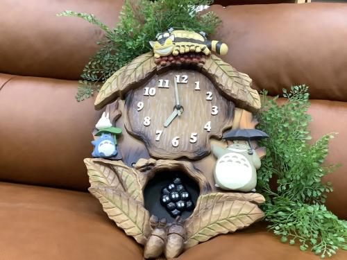 インテリアの掛時計