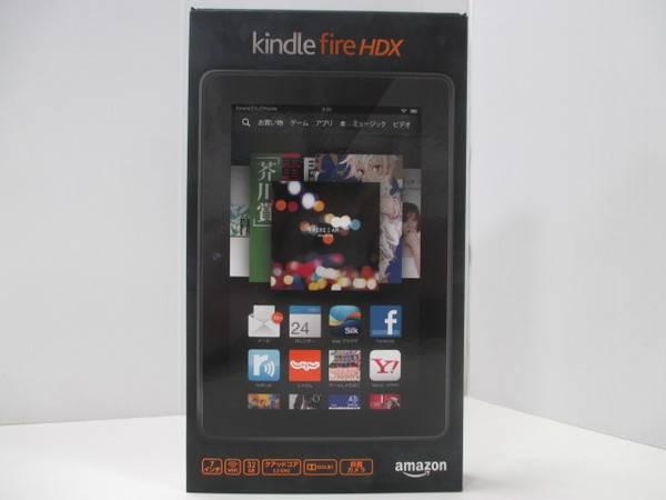 amazonのタブレット kindle fire hdx 7 新入荷 2014 11 03発行
