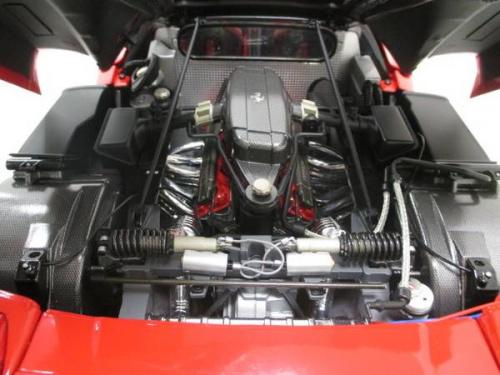 ミニカーのフェラーリ