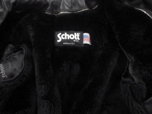 Schottのライダース