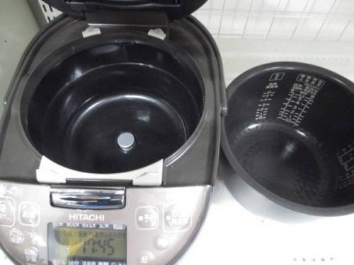 炊飯器のHITACHI